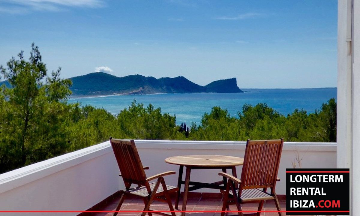 Long term rental Ibiza - Mansion Falco 1