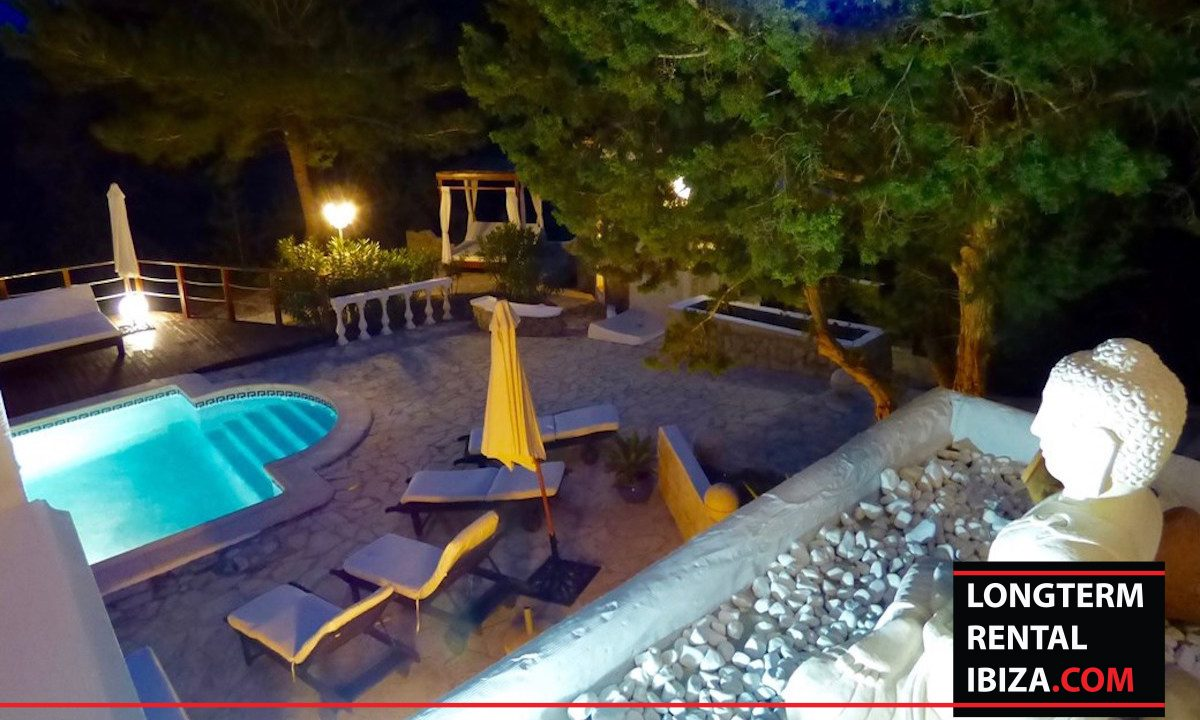 Long term rental Ibiza - Mansion Falco 10