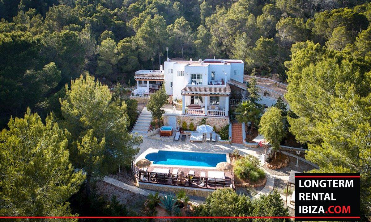 Long term rental Ibiza - Mansion Falco