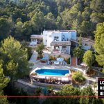 Long term rental Ibiza - Mansion Falco