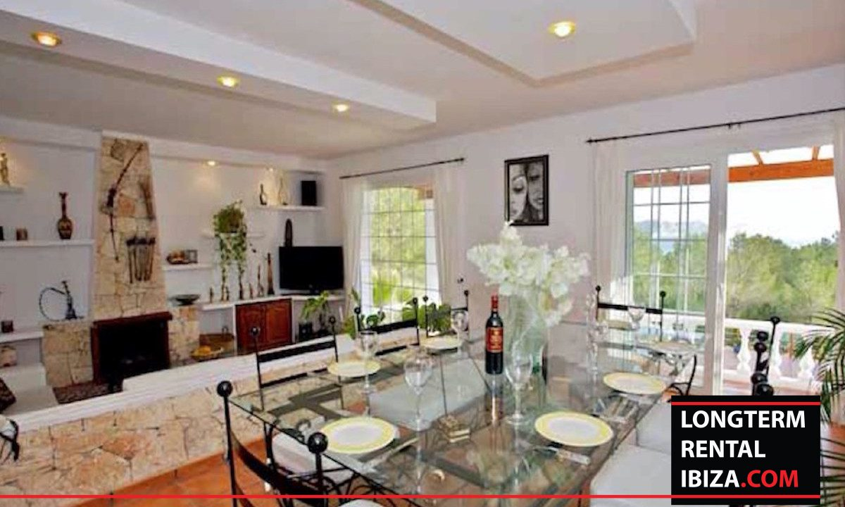 Long term rental Ibiza - Mansion Falco 15