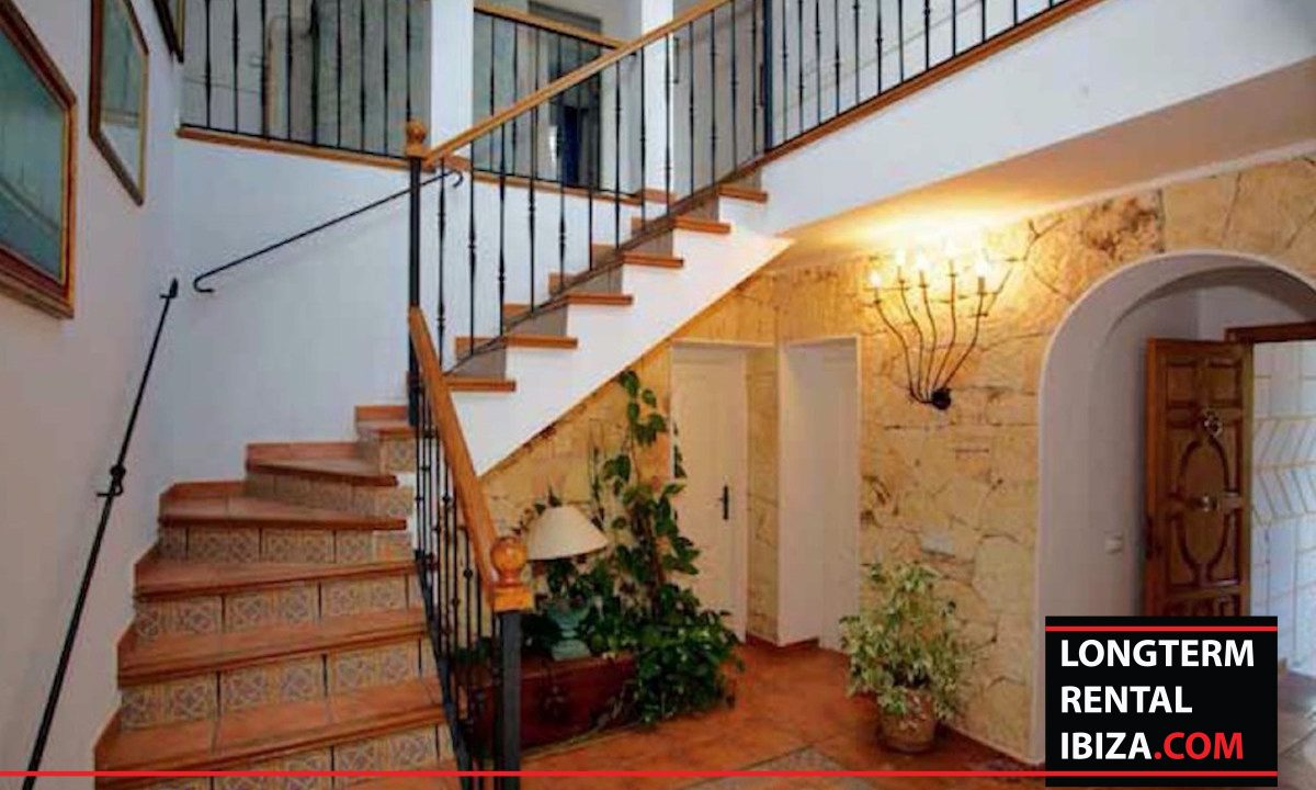 Long term rental Ibiza - Mansion Falco 16