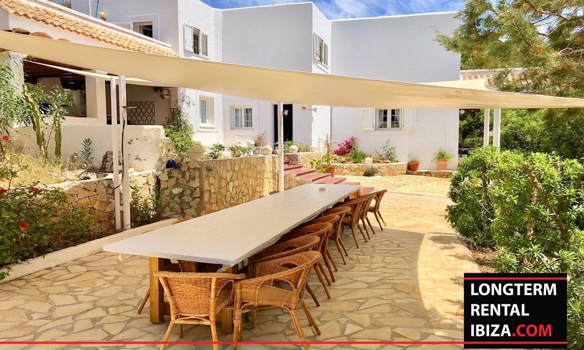 Long term rental Ibiza - Mansion Falco 2