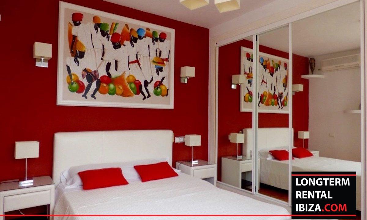 Long term rental Ibiza - Mansion Falco 21