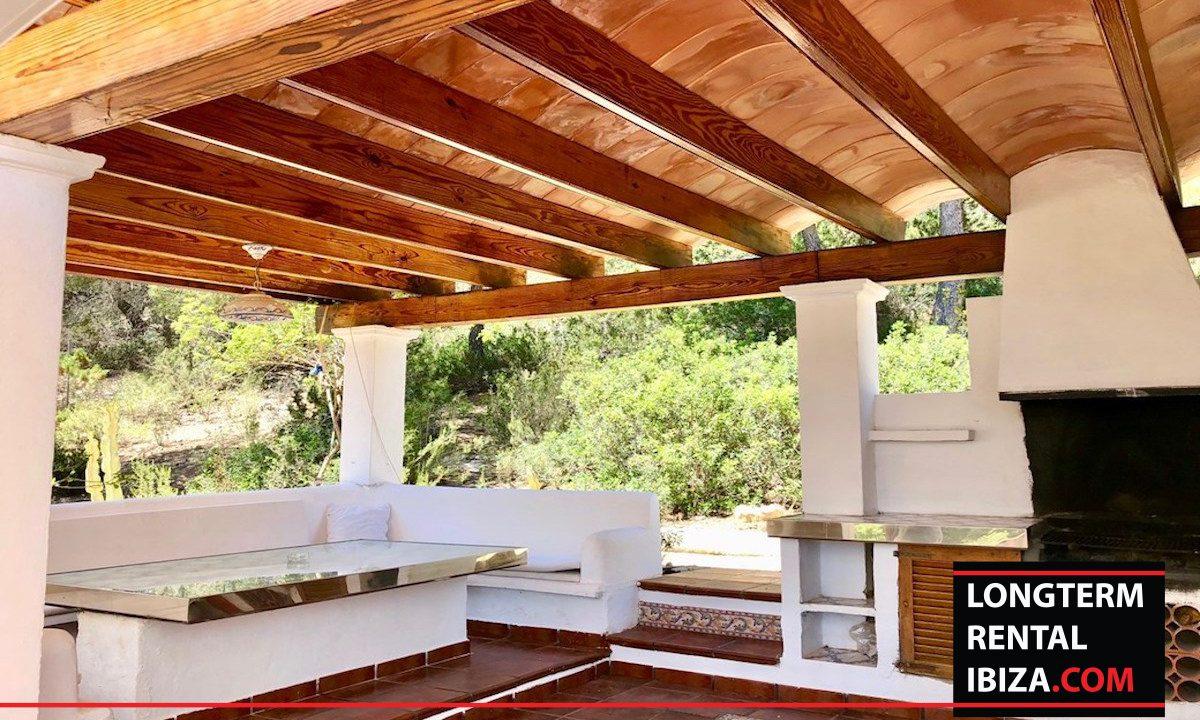 Long term rental Ibiza - Mansion Falco 5