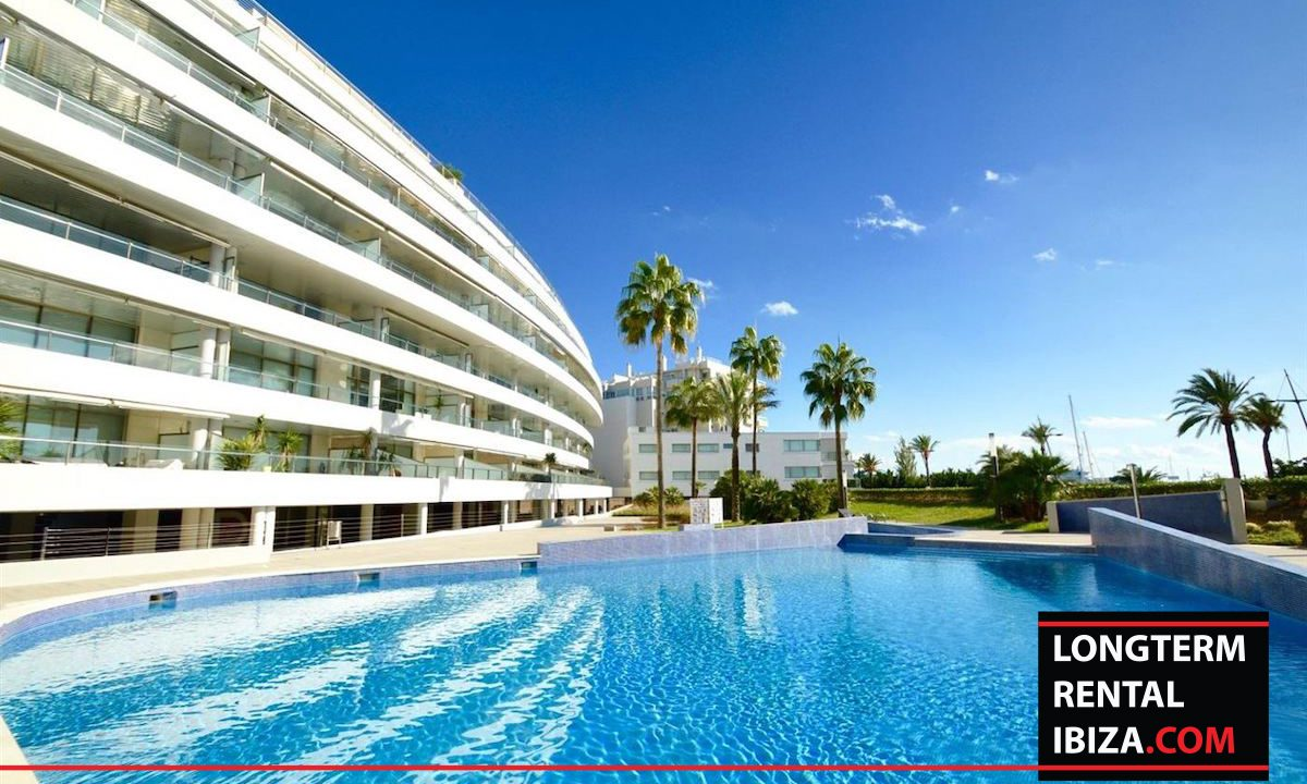 Long term rental Ibiza - Piso Miramar Moderna 1