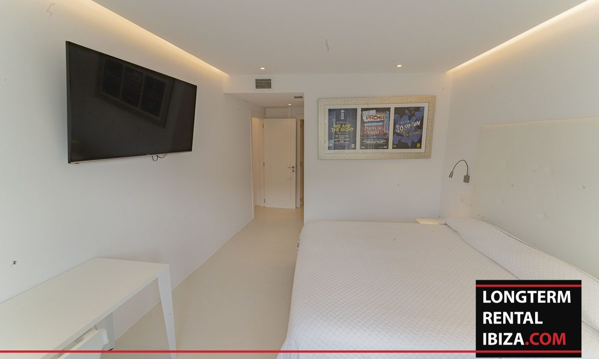 Long term rental Ibiza - Piso Miramar Moderna 12