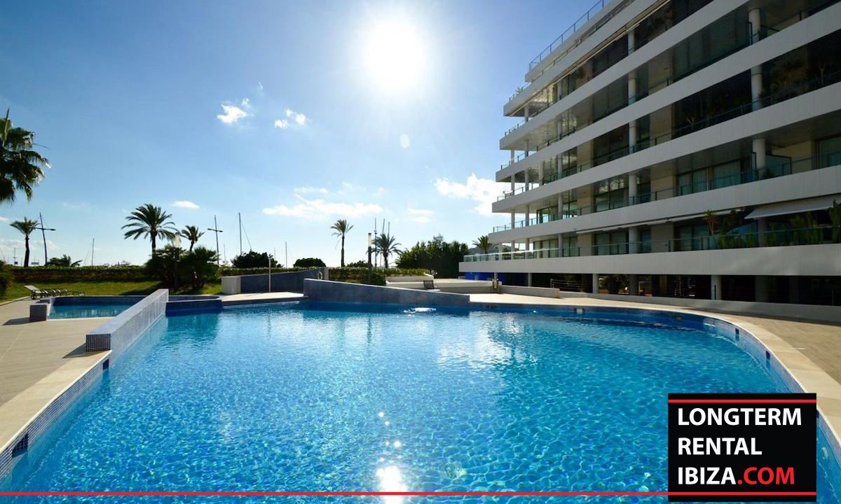 Long term rental Ibiza - Piso Miramar Moderna 2