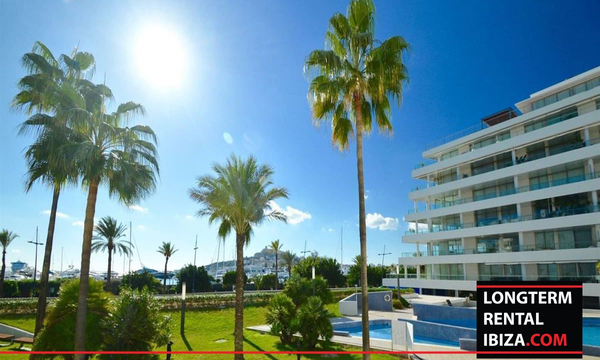 Long term rental Ibiza - Piso Miramar Moderna 3