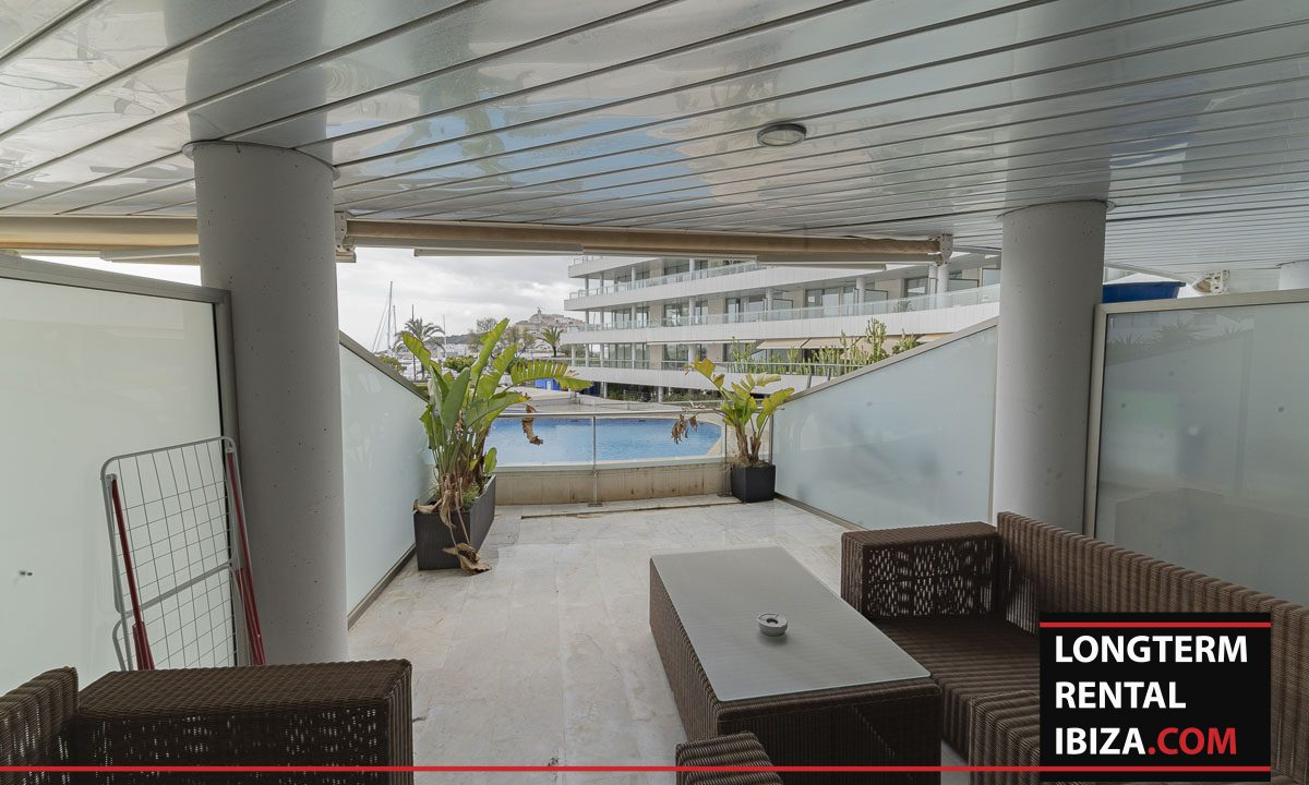 Long term rental Ibiza - Piso Miramar Moderna 6