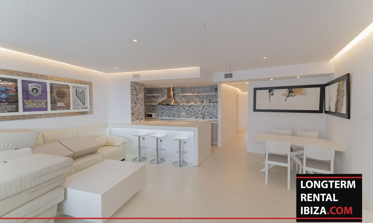 Long term rental Ibiza - Piso Miramar Moderna 8