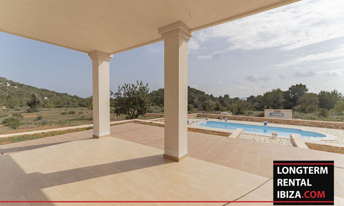 Long term rental Ibiza - Villa Km 4 14