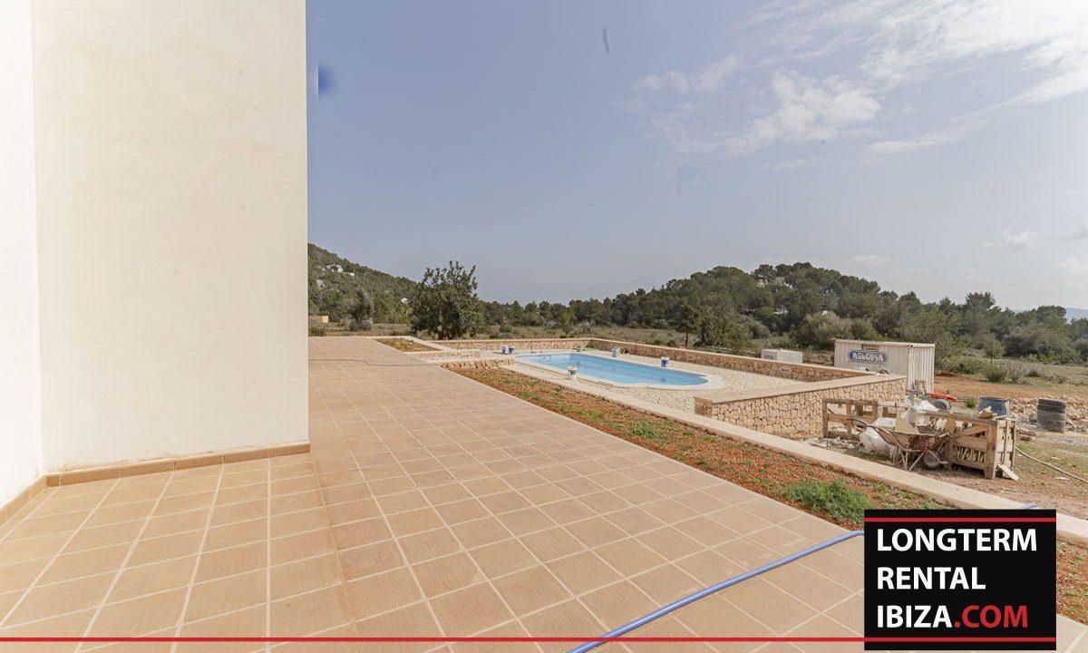 Long term rental Ibiza - Villa Km 4 15
