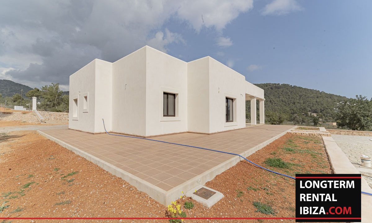 Long term rental Ibiza - Villa Km 4 17