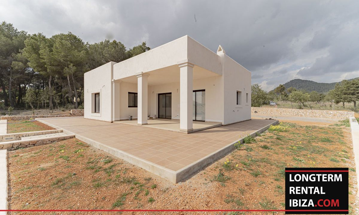 Long term rental Ibiza - Villa Km 4 18