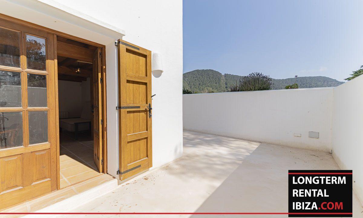 Long term rental ibiza - Finca Valley 10