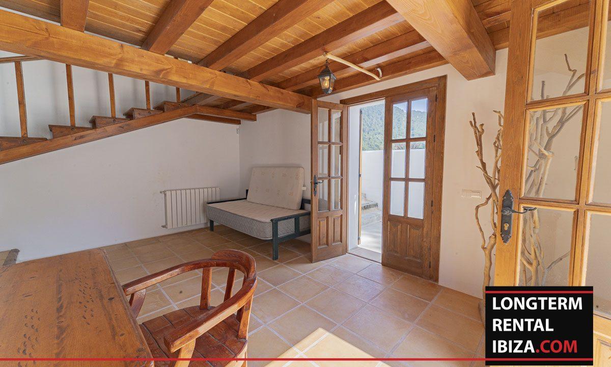 Long term rental ibiza - Finca Valley 11