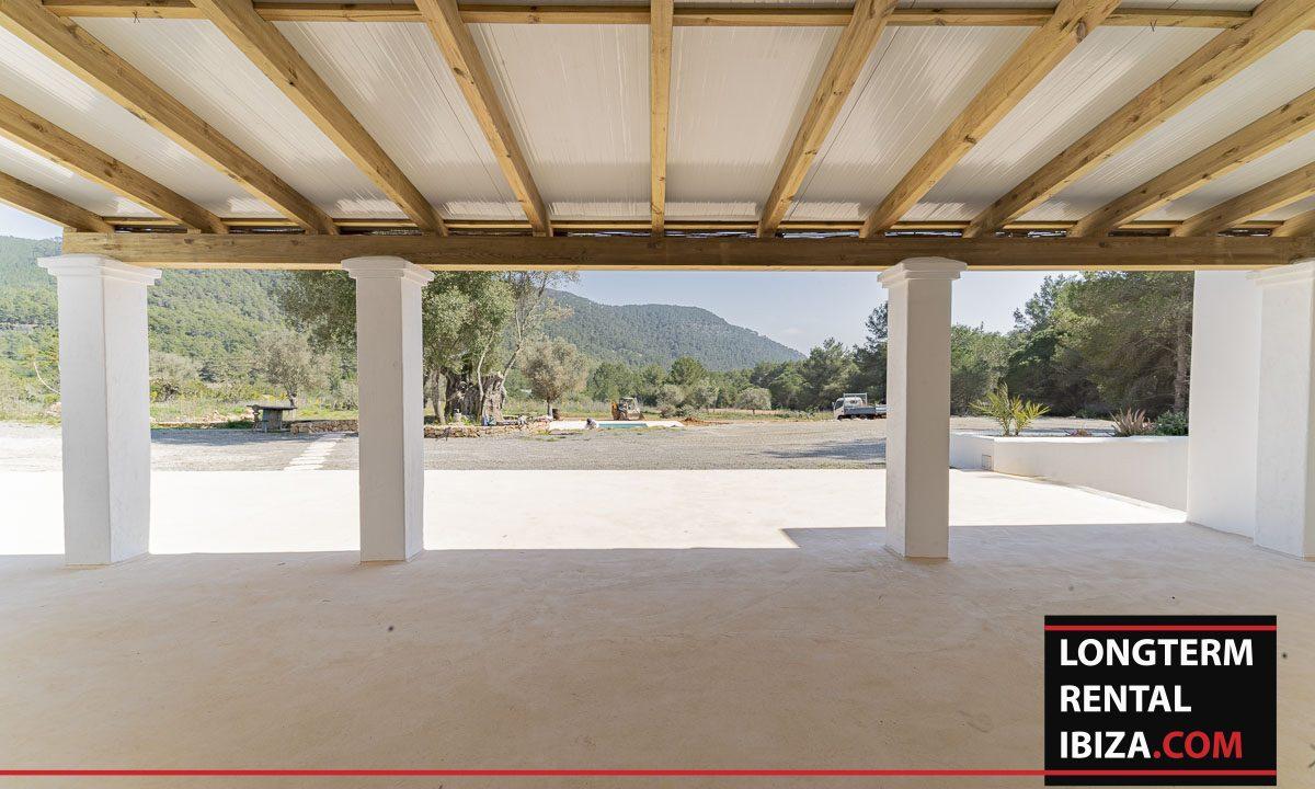 Long term rental ibiza - Finca Valley 18