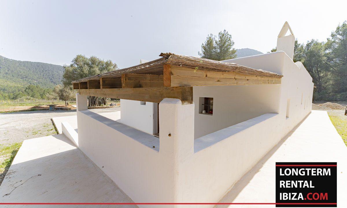 Long term rental ibiza - Finca Valley 22