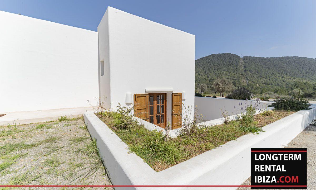Long term rental ibiza - Finca Valley 23