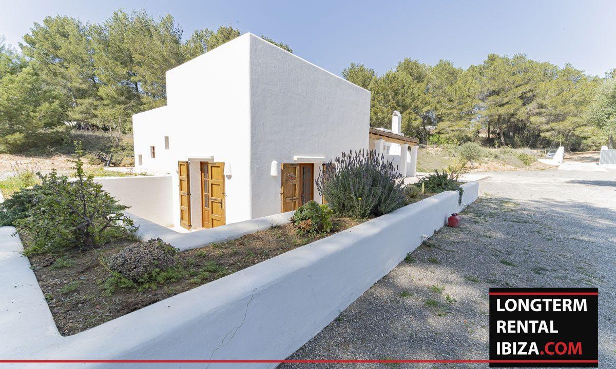 Long term rental ibiza - Finca Valley 25