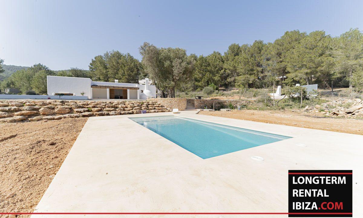 Long term rental ibiza - Finca Valley 27