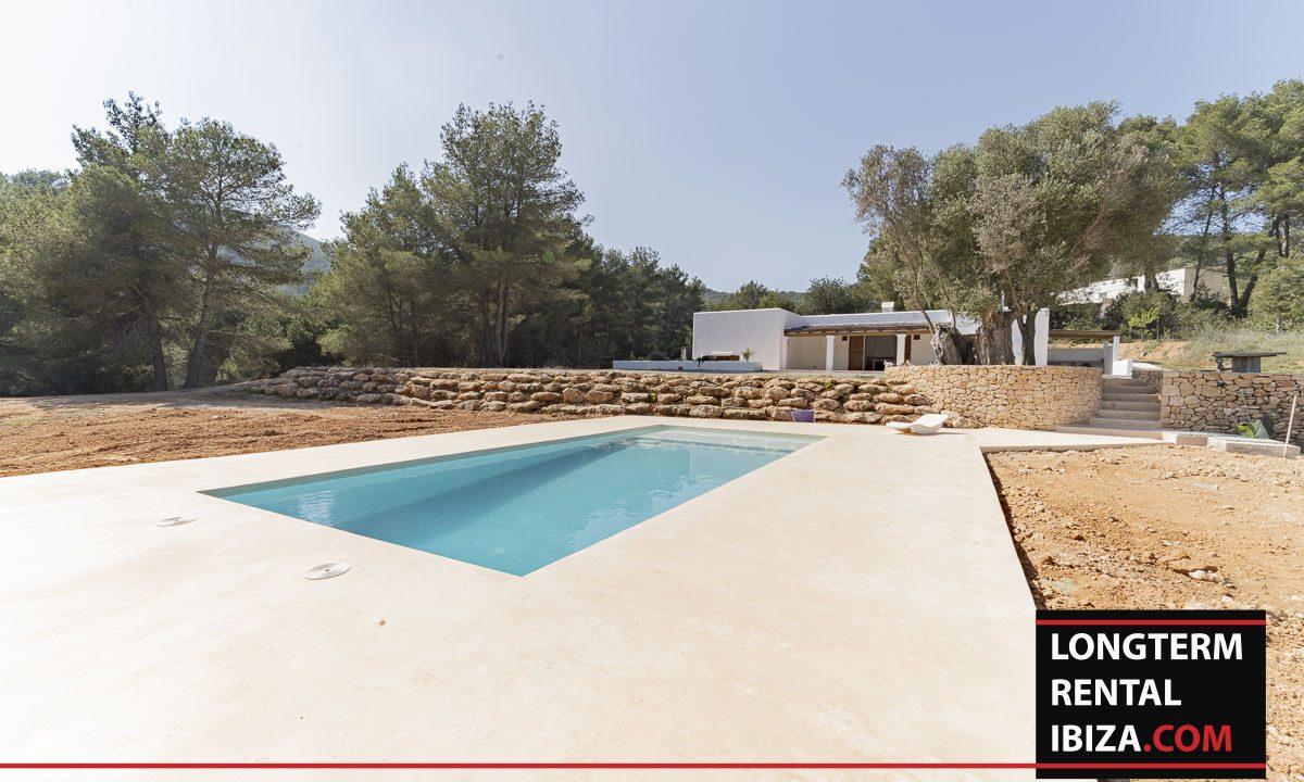 Long term rental ibiza - Finca Valley 31