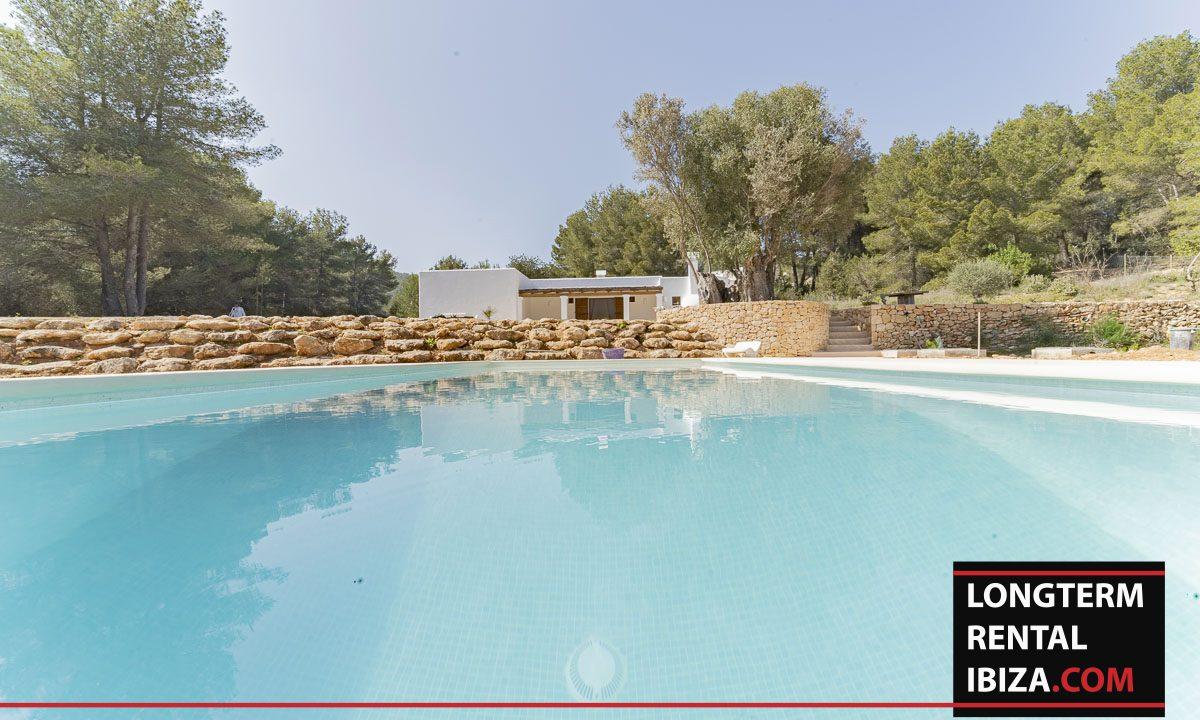 Long term rental ibiza - Finca Valley 32