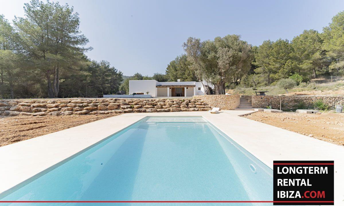 Long term rental ibiza - Finca Valley 33