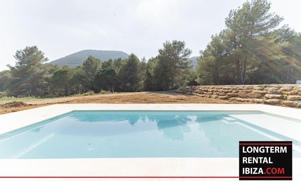 Long term rental ibiza - Finca Valley 34