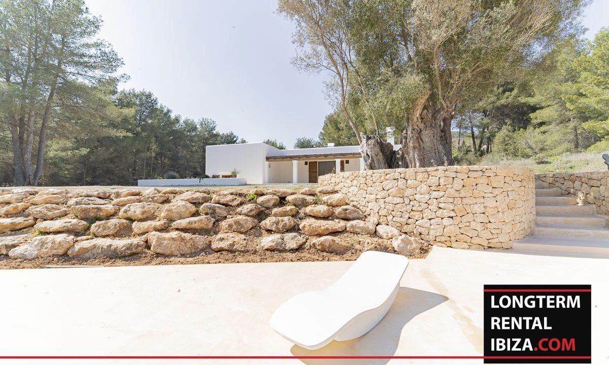 Long term rental ibiza - Finca Valley 36