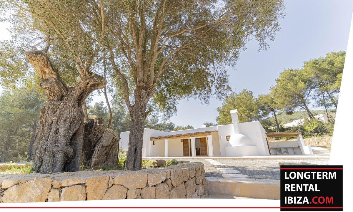 Long term rental ibiza - Finca Valley 38