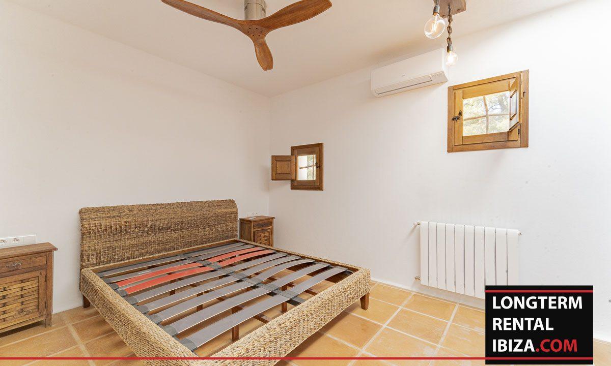 Long term rental ibiza - Finca Valley 42