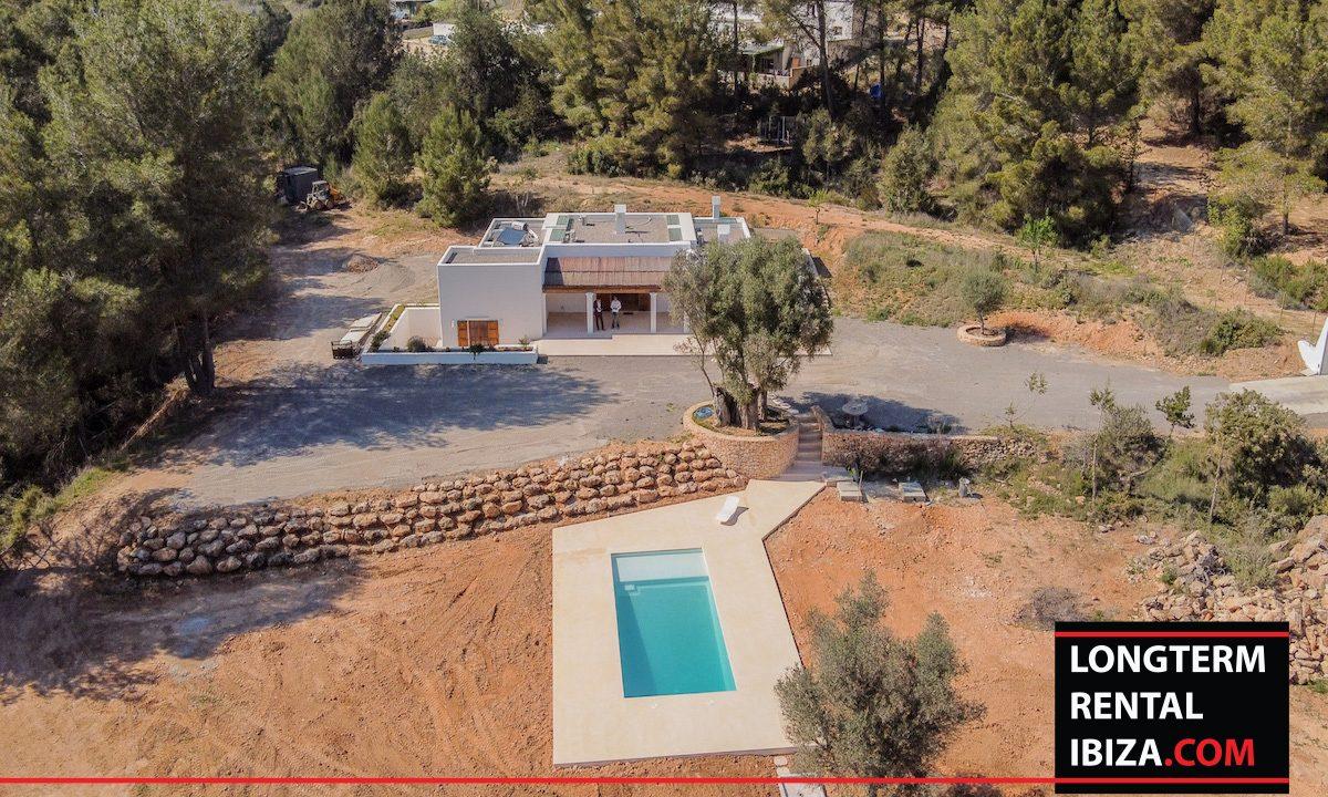 Long term rental ibiza - Finca Valley 43