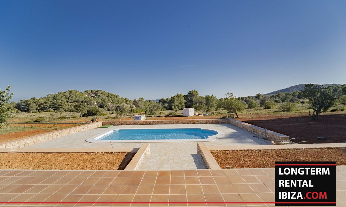 Long term rental ibiza - Villa KM4 11