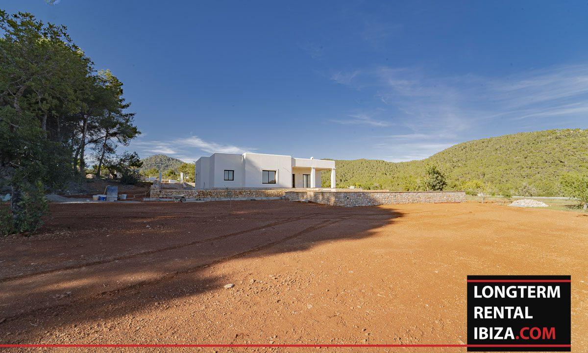 Long term rental ibiza - Villa KM4 3