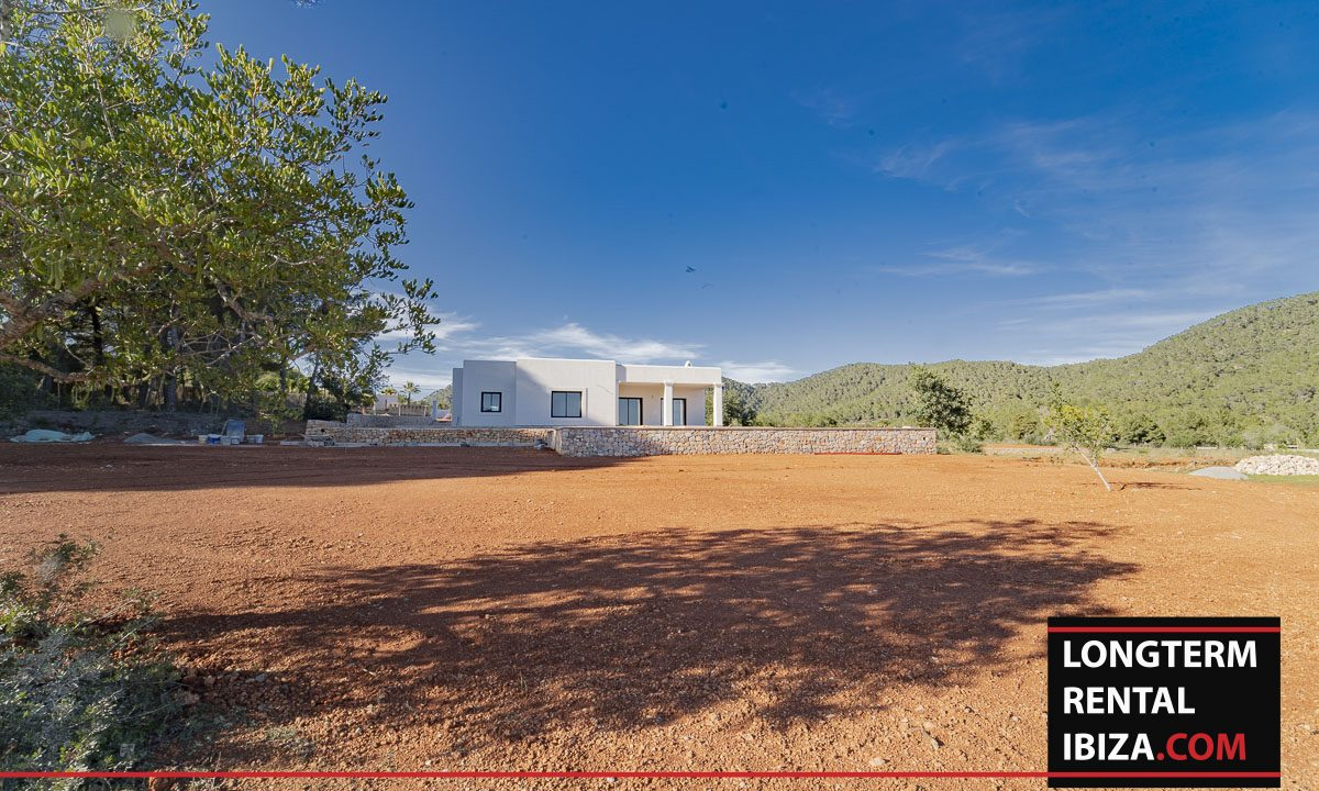 Long term rental ibiza - Villa KM4 4