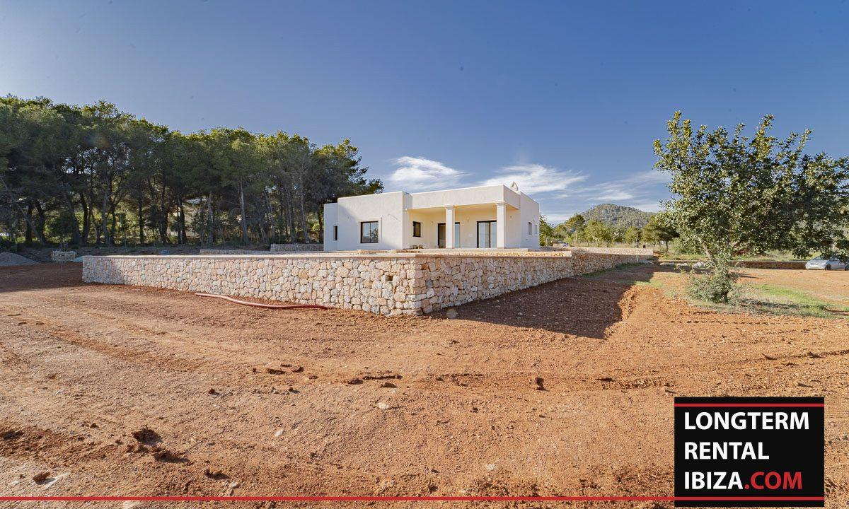 Long term rental ibiza - Villa KM4 5