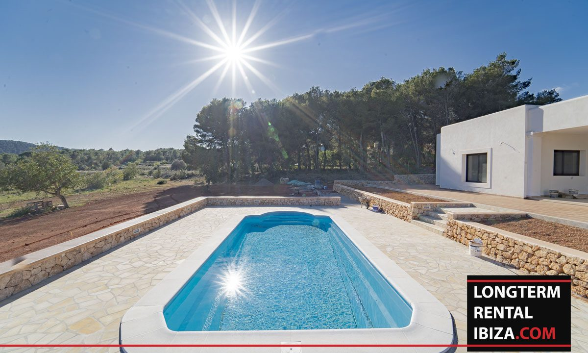 Long term rental ibiza - Villa KM4 6