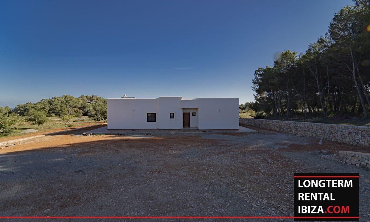 Long term rental ibiza - Villa KM4 9