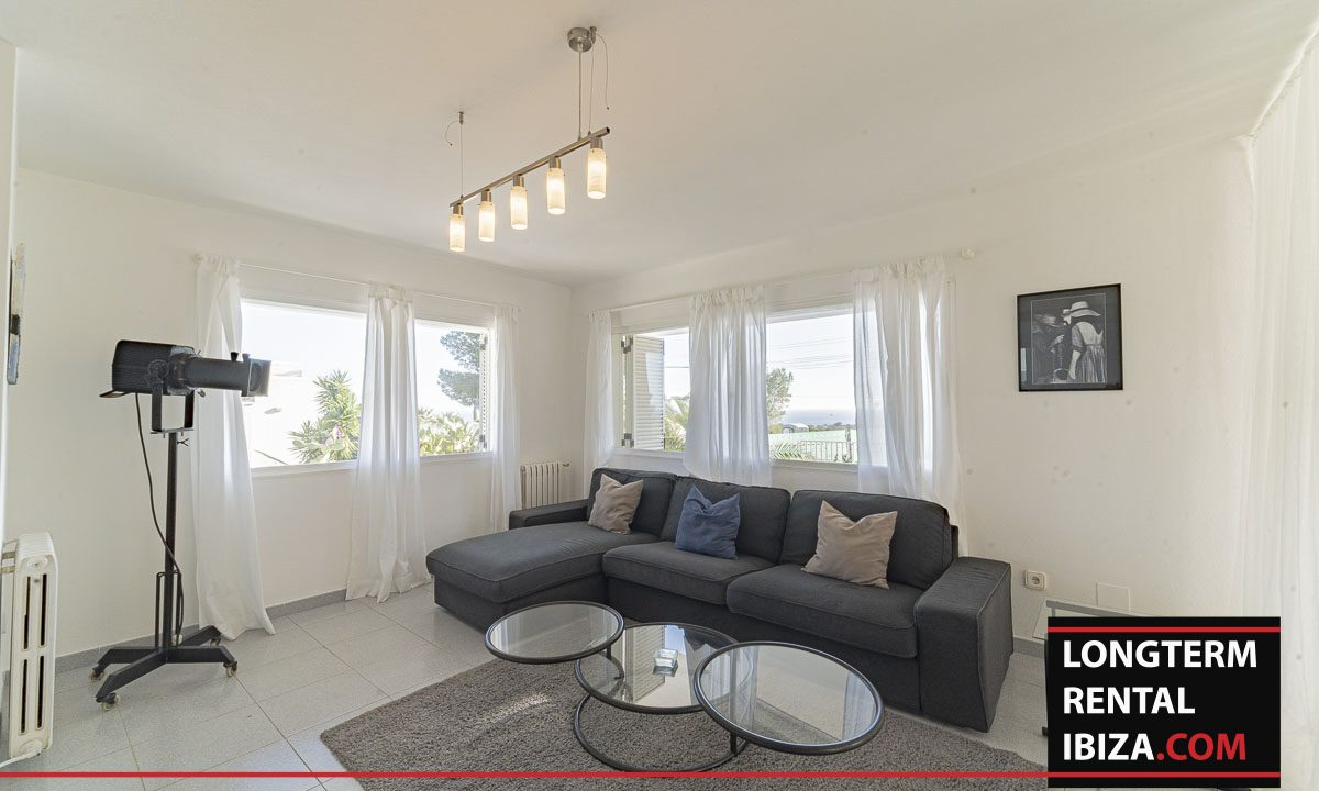 Long term rental ibiza - Villa Maartinet Blanca 1