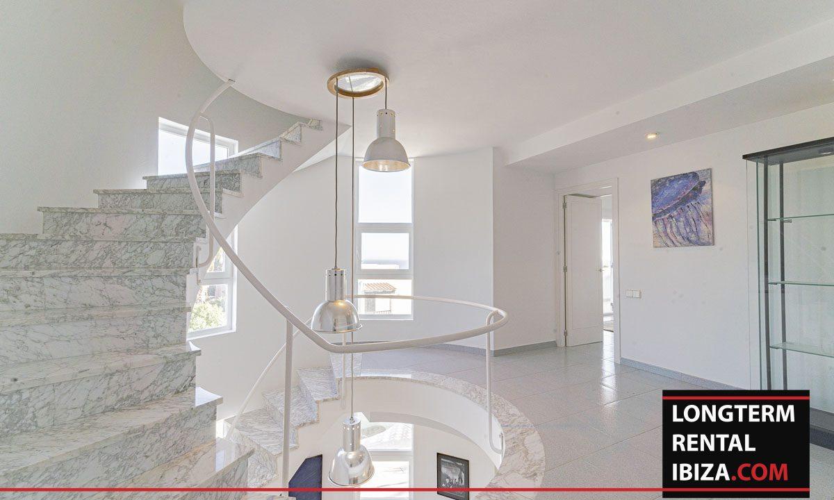 Long term rental ibiza - Villa Maartinet Blanca 11