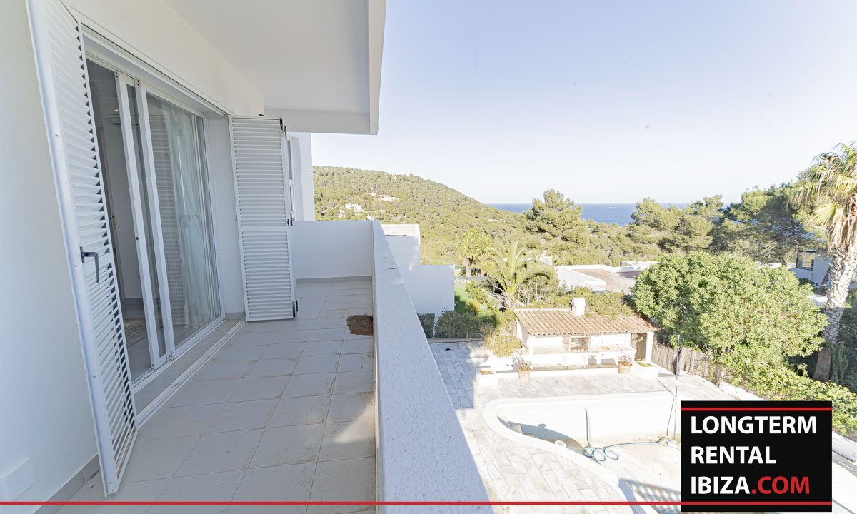 Long term rental ibiza - Villa Maartinet Blanca 15