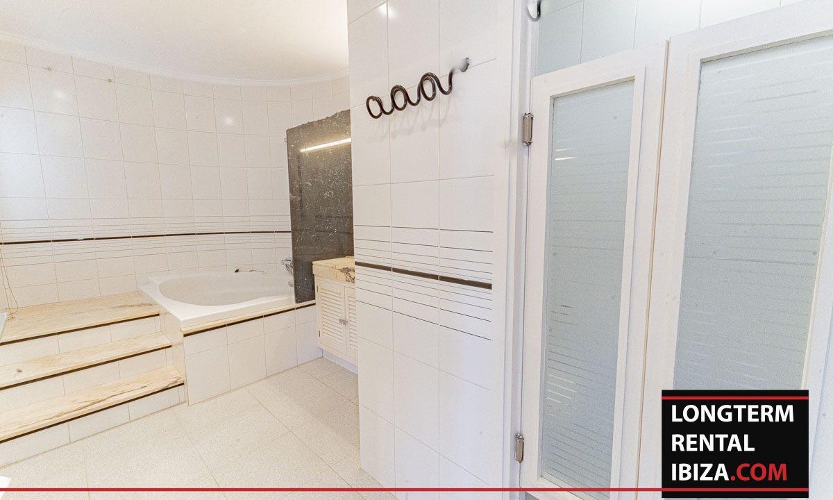 Long term rental ibiza - Villa Maartinet Blanca 16