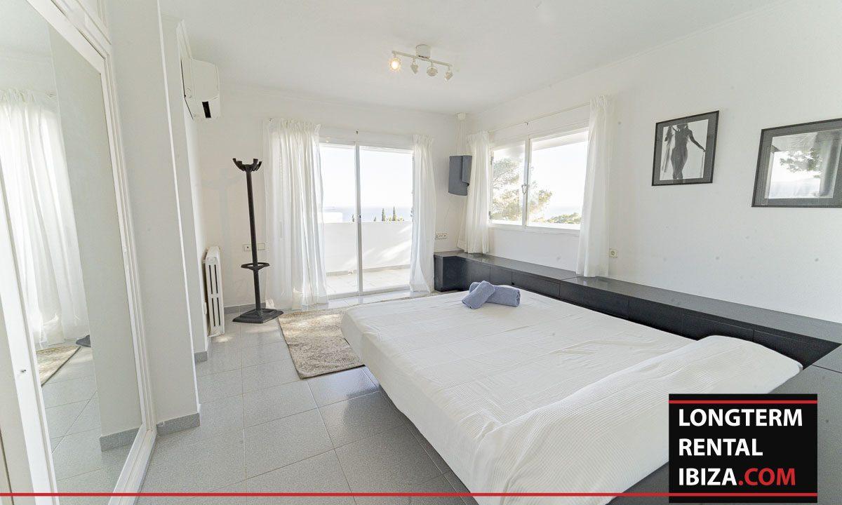 Long term rental ibiza - Villa Maartinet Blanca 17