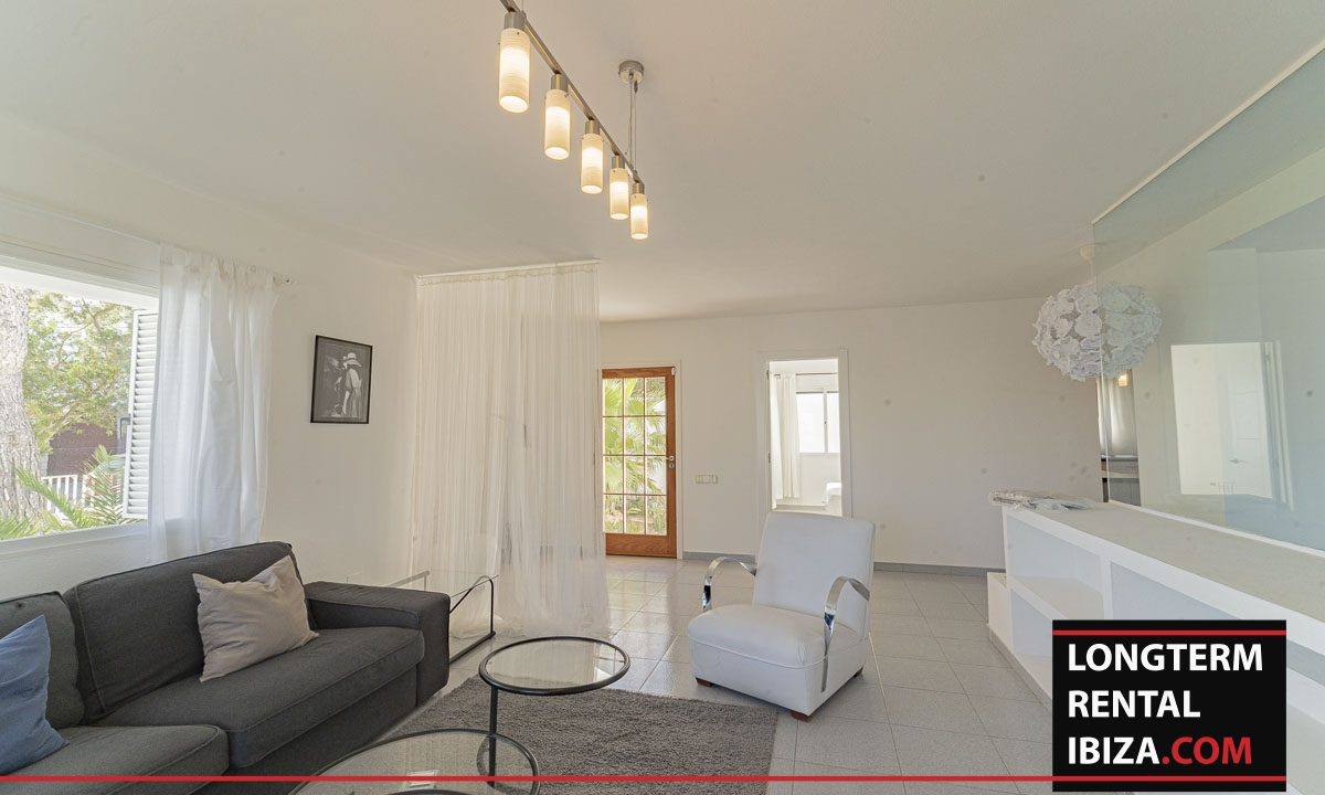 Long term rental ibiza - Villa Maartinet Blanca 2
