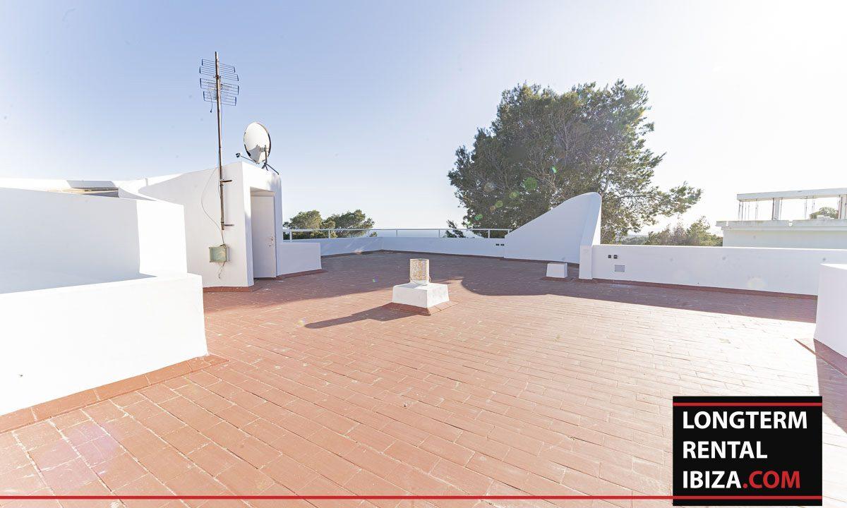 Long term rental ibiza - Villa Maartinet Blanca 21