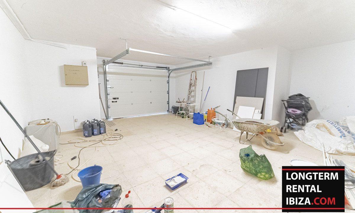 Long term rental ibiza - Villa Maartinet Blanca 22