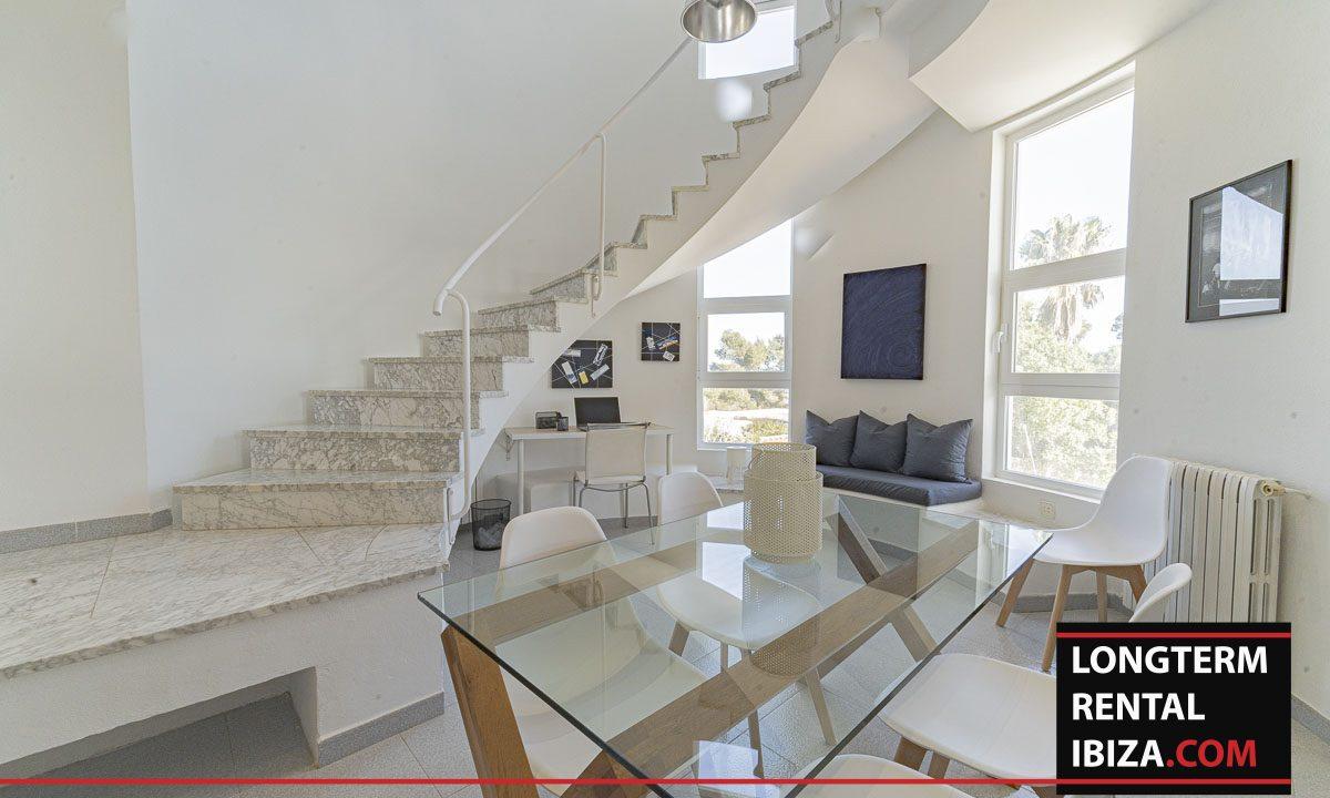 Long term rental ibiza - Villa Maartinet Blanca 23