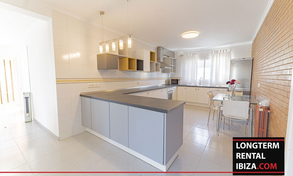 Long term rental ibiza - Villa Maartinet Blanca 24